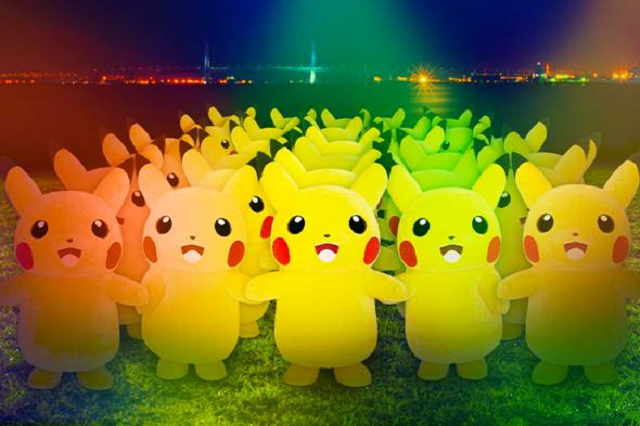 Japan's real-world Pikachu Outbreak 2019 dates announced, so make your travel plans now!