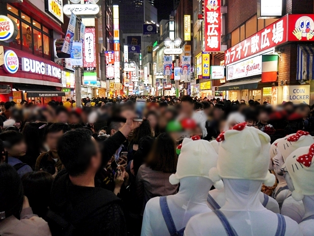 Tokyo's Shibuya neighborhood likely to ban public drinking due to Halloween mayhem