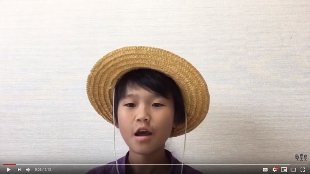 10-year old Japanese YouTuber advocates children not going to school if they don't want to