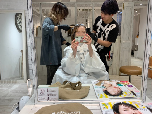 "Our unrefined ""potato"" reporter gets a haircut by an anime hairstyle expert in Tokyo"