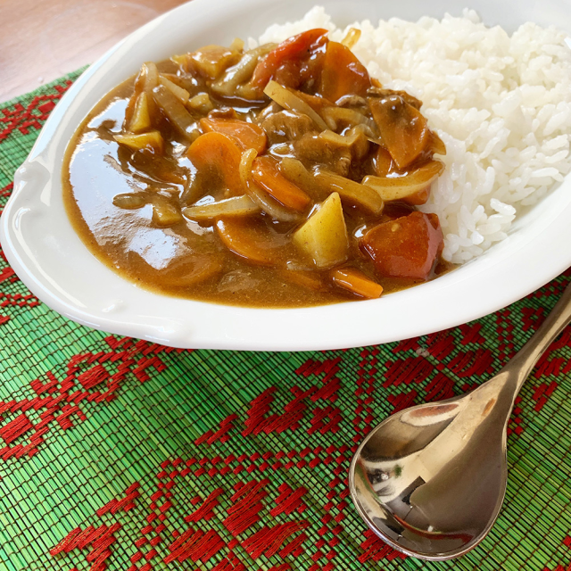 How to make awesome Japanese curry in five minutes without using instant packs or even a stove