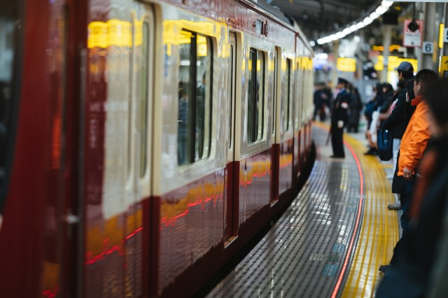 Man pushed onto tracks at train station in Japan after listening to loud music on headphones