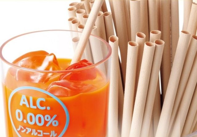 Major Japanese restaurant chain introducing bamboo straws to help reduce plastic and save forests