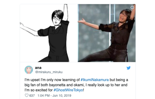 Ghost Wire: Tokyo game director's adorable stage presence at E3 inspires memes, fan art