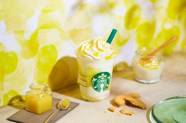 Starbucks adds new fermented Frappuccino to their menu in Japan
