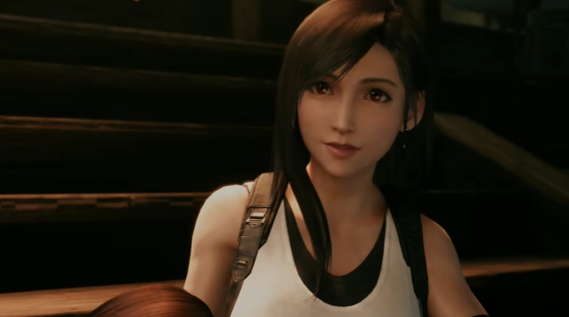 Final Fantasy VII Remake director discusses Tifa's visibly smaller breats