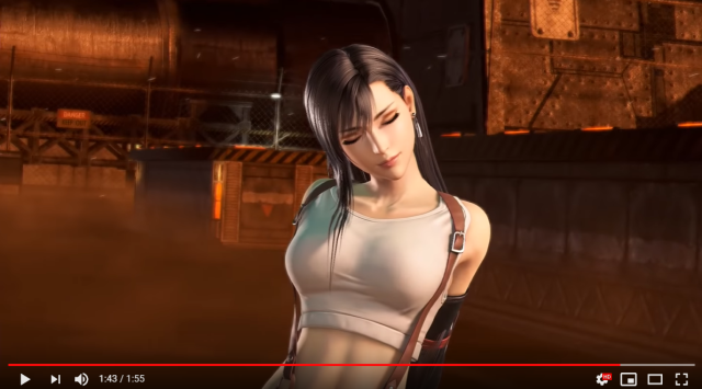 """They will bounce"" promises Final Fantasy director as Tifa joins fighting game cast"