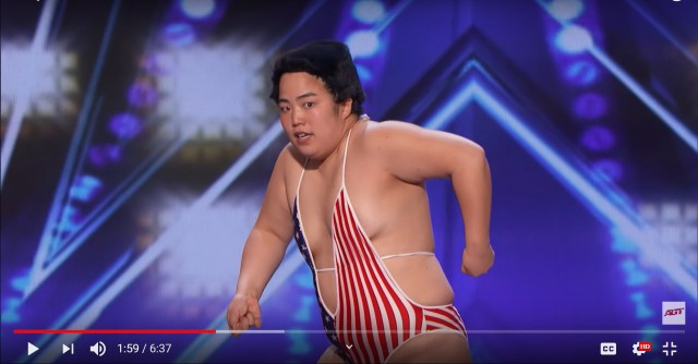Japanese comedian baffles, amazes judges on America's Got Talent with weird dance, Japanese humor
