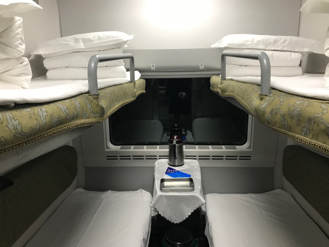 We rode 11 hours on a sleeper train from Shanghai to Shenzhen and learned a valuable lesson
