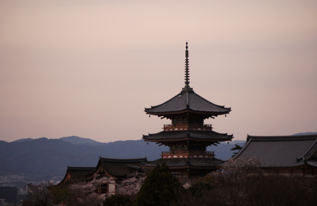 The cheapest place to stay in Kyoto cost us just 1,800 yen for the night, and it was awesome