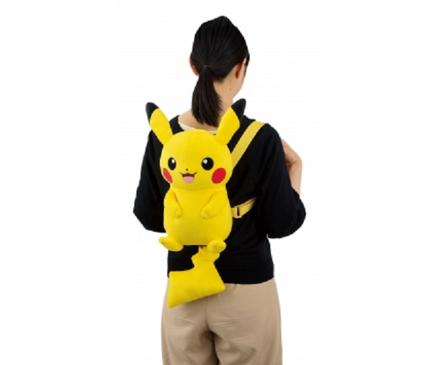 Pikachu and Mew have got your back with new Pokémon backpacks that have to be caught, not bought