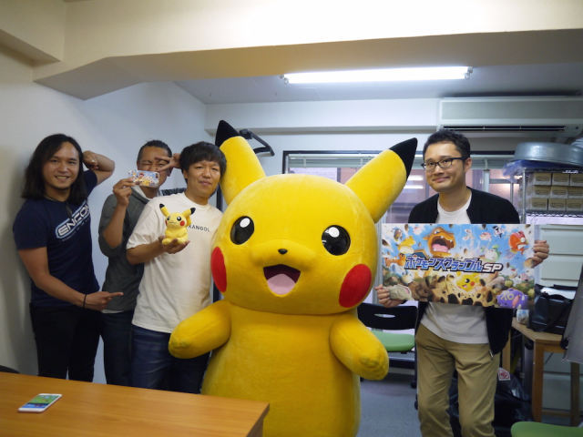 Pikachu himself visits SoraNews24's Tokyo office for the best workday EVER【Photos】