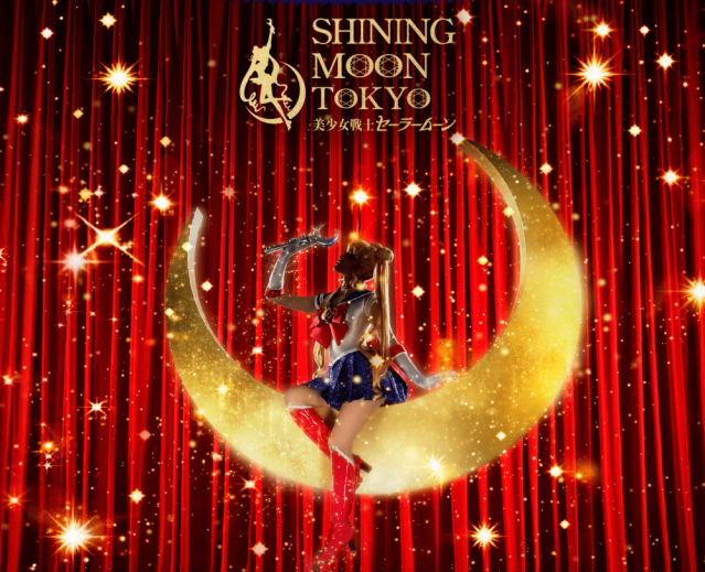Permanent Sailor Moon restaurant opening in Tokyo with live stage shows every day!