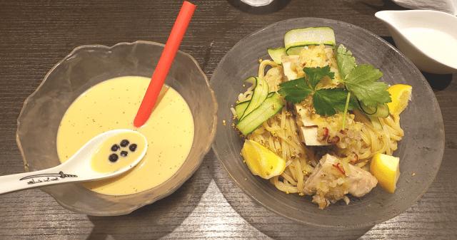 Tokyo restaurant serves tapioca bubble tea ramen – Is it crazy good, or just crazy?【Taste test】
