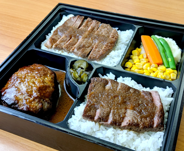 This is what a 8,500-yen (US$76) Tokyo bento beef boxed lunch looks like【Taste test】