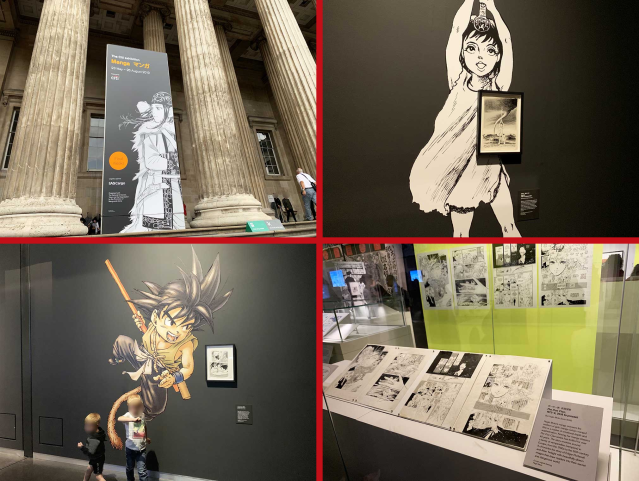 Check out these photos from the British Museum's beautiful Manga special exhibition【Photos】