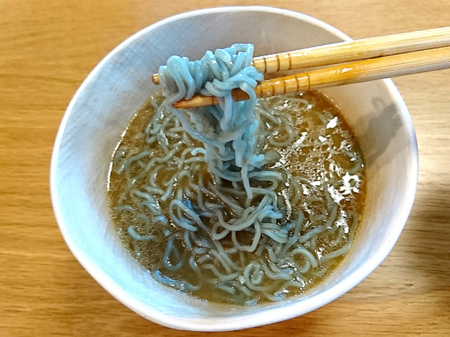 "We tried ""brain-flavored"" zombie ramen from Hokkaido, with surprising results!"