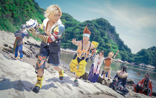 Here they are: The absolute best Final Fantasy X cosplay photos anyone's ever taken【Photos】