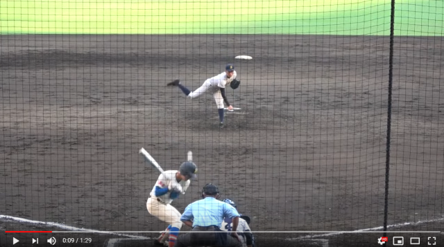 Japanese baseball teen refuses walk after getting hit by pitch, follows up with home run【Video】
