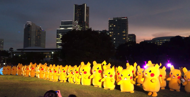 SO…MANY…PIKACHUS!!! 2019's Pikachu Outbreak takes over Yokohama with cuteness【Photos, video】