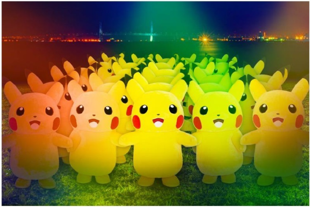 The full Pikachu Outbreak 2019 Pikachu/Eevee show and parade schedule is here!