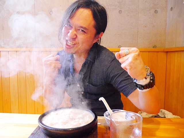 Super-spicy Tokyo ramen served in a 572-degree Fahrenheit bowl? Yep, we'll eat that!【Taste test】