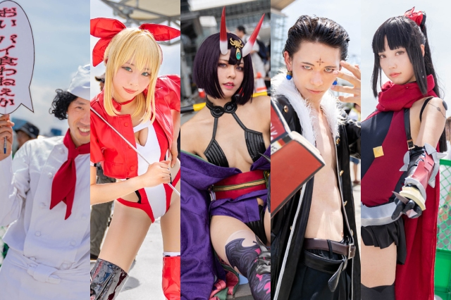 The best Japanese cosplayers from Day 4 of Summer Comiket 2019【Photos】