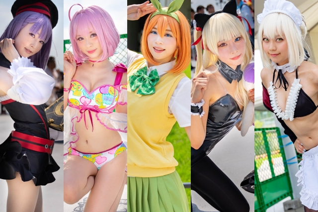 The best Japanese cosplayers from Day 2 of Summer Comiket 2019【Photos】