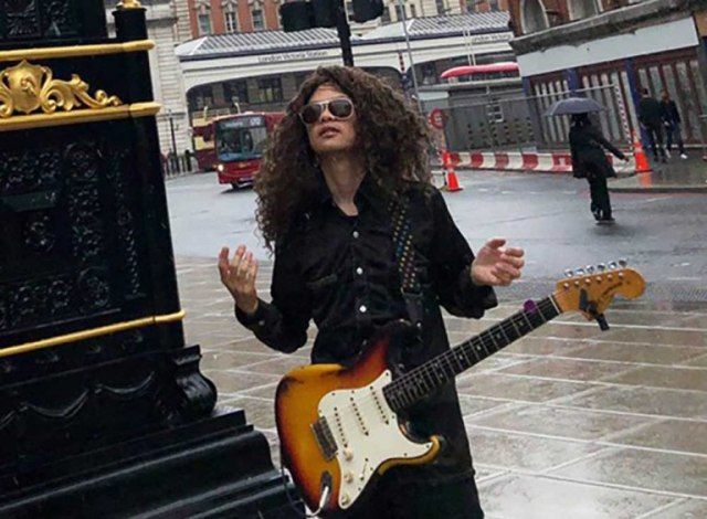 SoraNews24's Seiji goes to England to find fame with the spirit of Yngwie Malmsteen