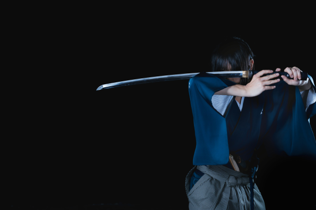 Elderly anime fan allegedly threatens to kill man who complained about loud TV with fake katana
