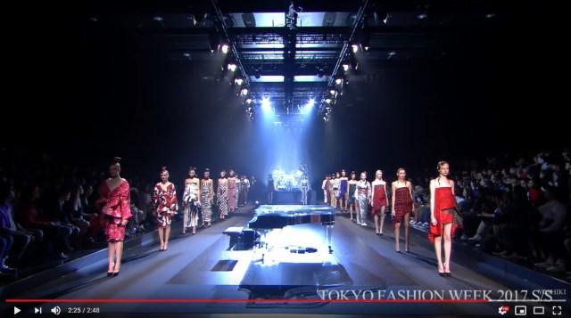 Rock legend Yoshiki's stylish punk kimono brand chosen to kick off Tokyo Fashion Week 2020