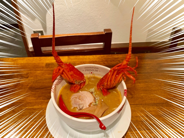 Lobster ramen in Tokyo is amazingly good and amazingly cheap【Photos】