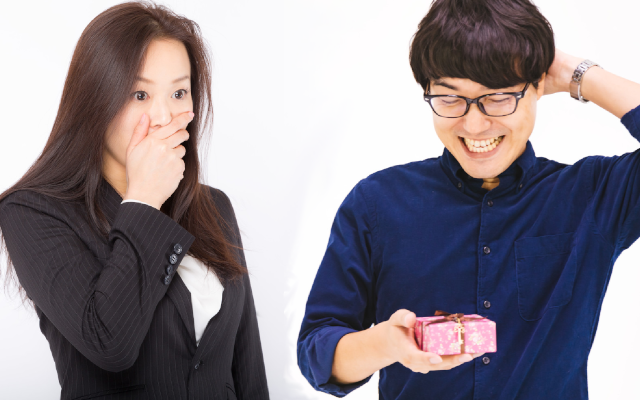 "Today is ""Men's Valentine's Day"" in Japan, where guys give underwear to girls"