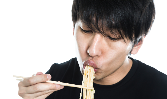 Acting like a literal dick is the secret to happiness, Japanese ramen restaurant says