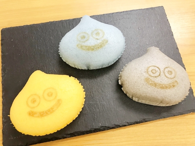 Slime bread arrives in Japanese convenience stores and in our Dragon Quest-loving bellies