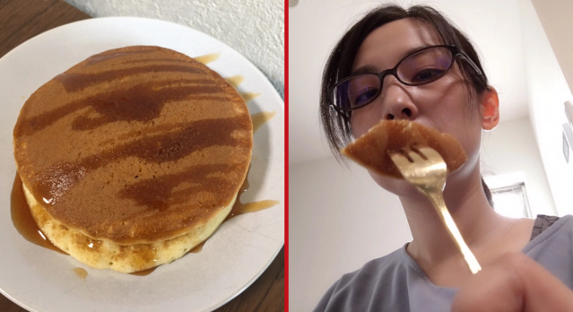 Soy sauce on pancakes? We try the newest dessert idea from a century-old soy maker【Taste test】