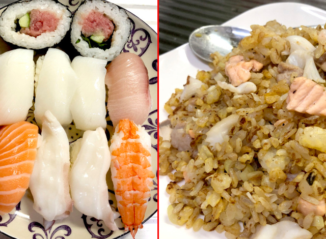 Leftover sushi? A popular manga suggests making it into fried rice【SoraKitchen】