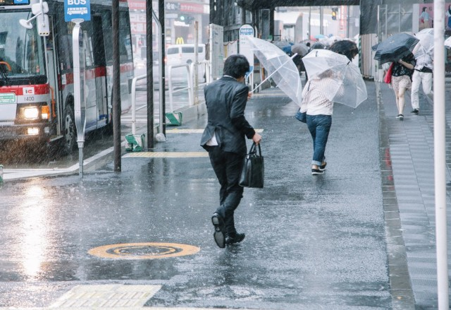 Typhoon Faxai makes landfall in Japan, batters Tokyo area 【Pics & Video】