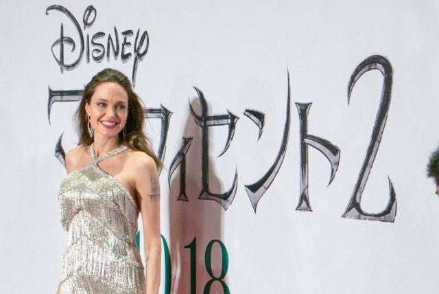 Angelina Jolie reunites with son Maddox, Japanese musician Miyavi at Tokyo Maleficent 2 premiere