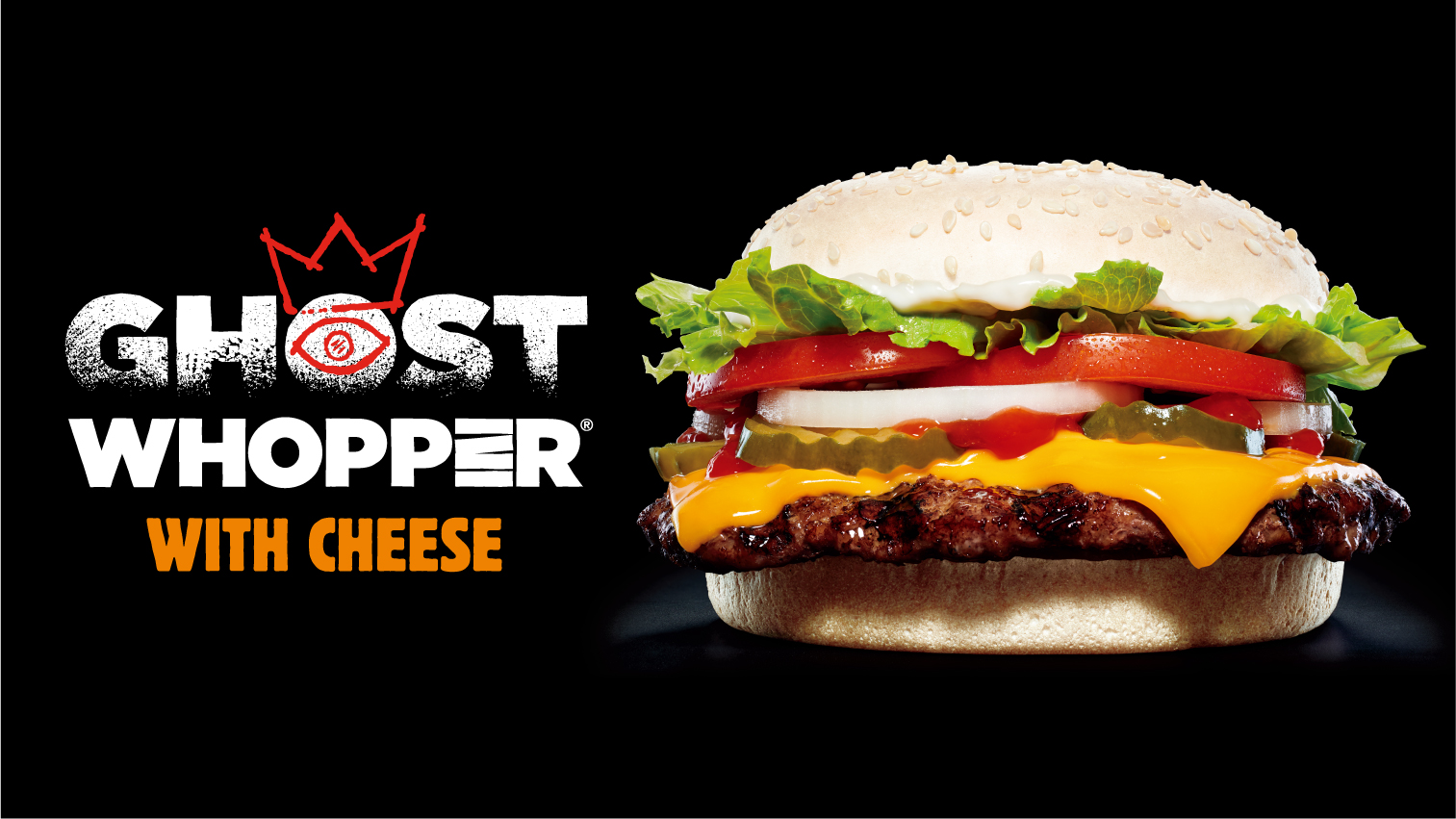 Burger King Halloween Whopper 2020 Burger King opens world's first Ghost Store in Shibuya with the