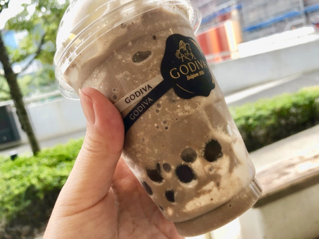 Godiva tapioca tea on sale in Japan just in time to get in on the country's boba boom【Taste test】