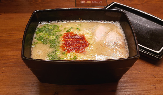 Ichiran Ramen opens new premium branch in Ginza with high-class boxed noodles