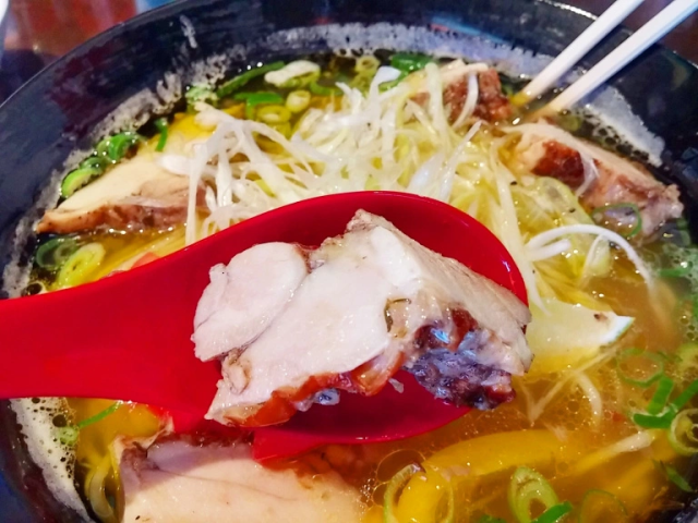 Jamaican-style ramen in Kyoto: A cross-cultural hit, or just jerking your taste buds around?