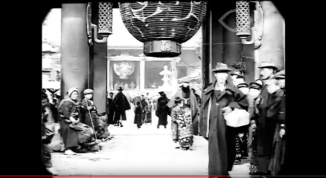 Japanese video shows what life was like in Tokyo and Mt Fuji over 100 years ago