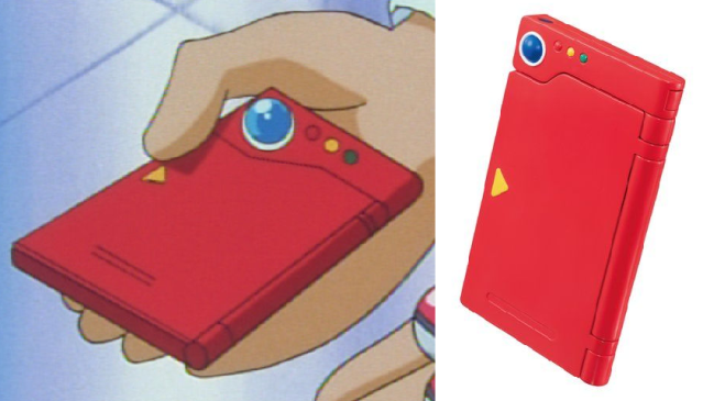 You can now turn your smartphone into a Pokémon Pokédex thanks to Bandai【Photos】
