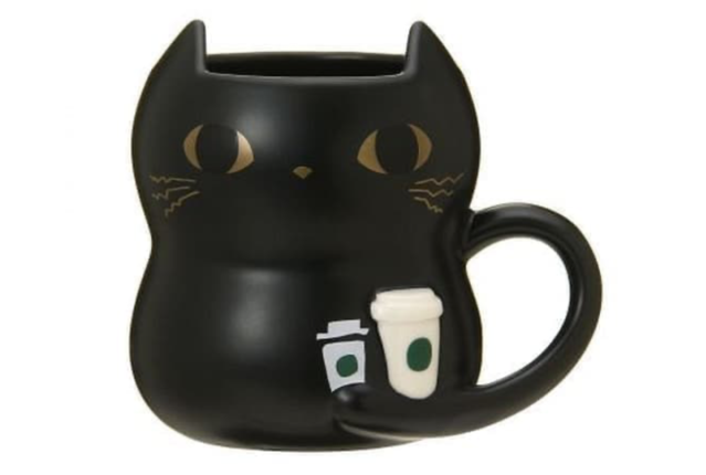 Starbucks Japan releases new limited-edition mugs, cards and travel bottles for Halloween