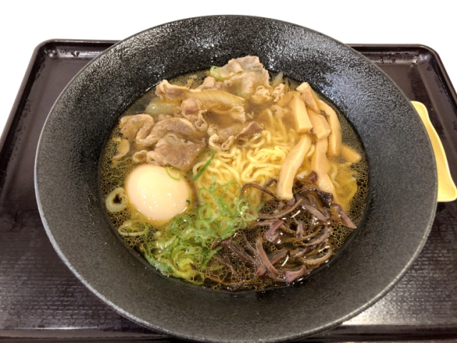 Yoshinoya ramen? Yes, it now exists, and it's awesome【Taste test】
