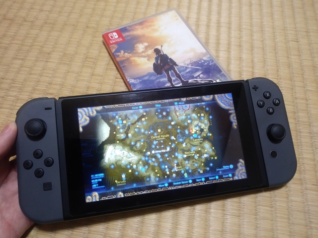 Japanese mom/hardcore Zelda fan makes huge hand-drawn map of Breath of the Wild's world【Photos】