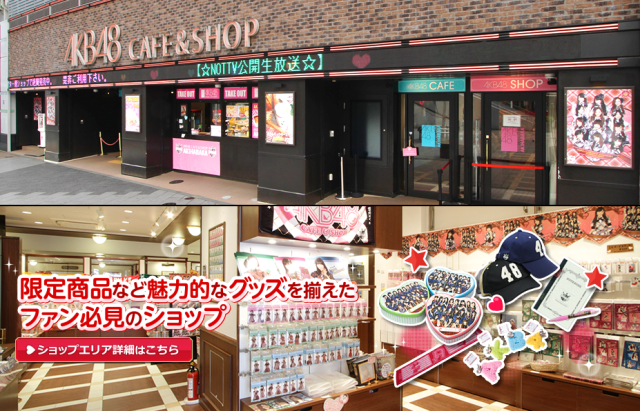 Tokyo's AKB48 idol-themed cafe announces sudden, permanent closure