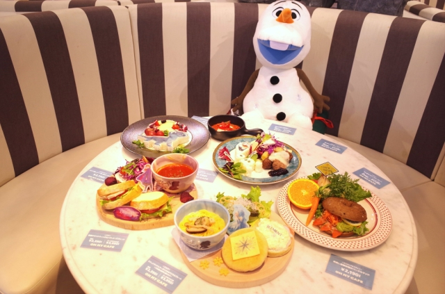 We visited Tokyo's Frozen II collab cafe and may have enjoyed it more than the movie 【Photos】
